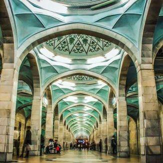 metro tachkent 1