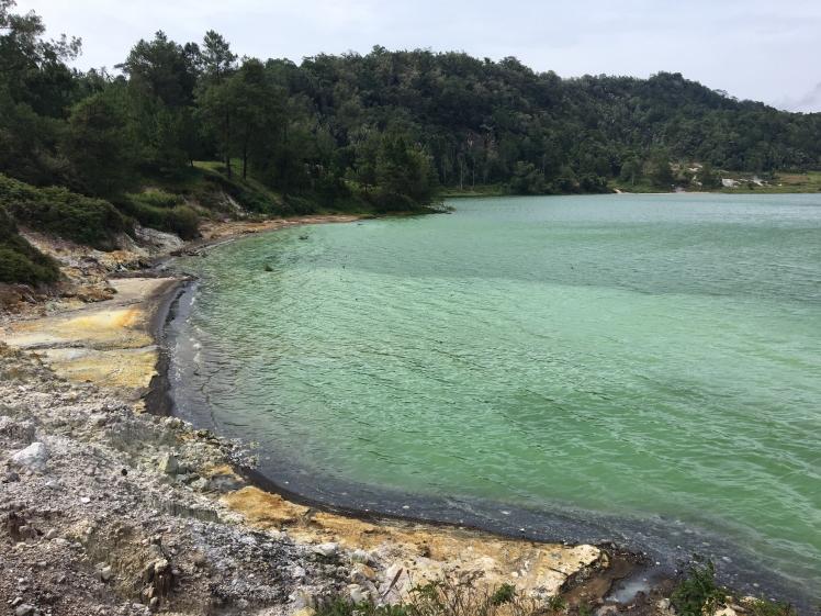 Indonesie 2018 -  Sulawesi - Lac Lanau Linow